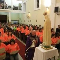 Consagração a Nossa Senhora em Macuco e Macaé na festa de Nossa Senhora das Graças