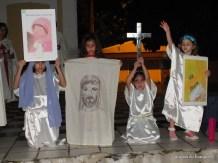 Via Sacra do Apostolado Infantil dos Arautos do Evangelho