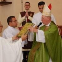 Ordenação de Diácono permanente para a Arquidiocese Militar do Brasil