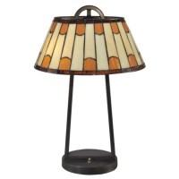 dale tiffany wedgewood table lamp - tt13195
