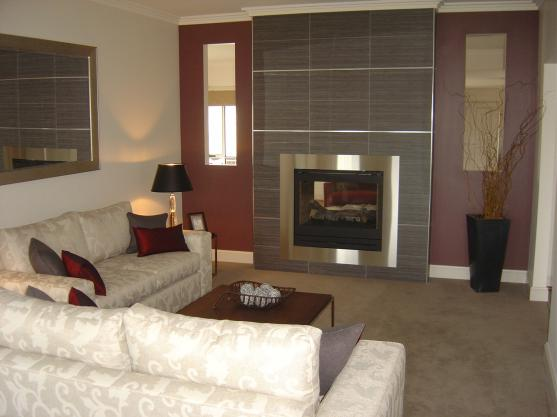 Home Improvement Builders Feature Wall Design Ideas - Get Inspired By Photos Of