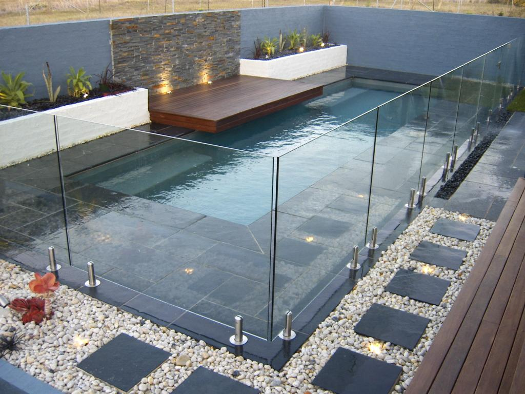Glas Pool 2019 How Much Does Glass Pool Fencing Cost Hipages Au