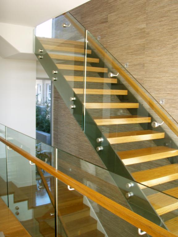Stairs Inspiration Katsu Glass Design Pty Ltd
