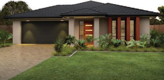 brick and weatherboard - Google Search Modelo casa Pinterest