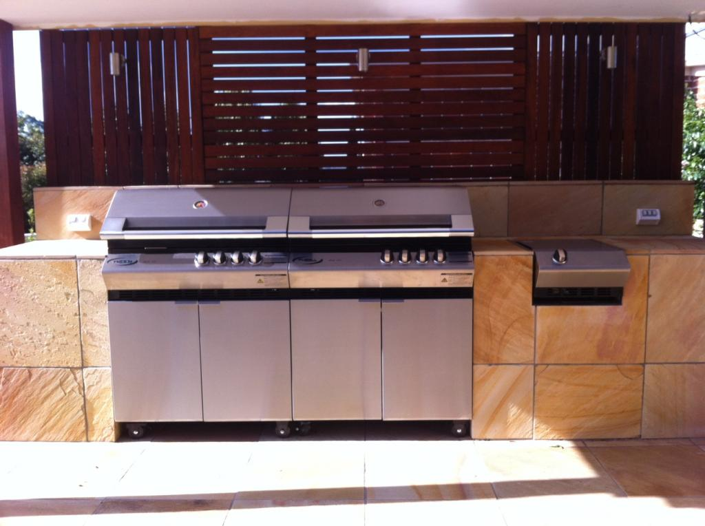 Outdoor Kitchen Cabinets Australia Outdoor Kitchens Inspiration - S&k Landscapes - Australia