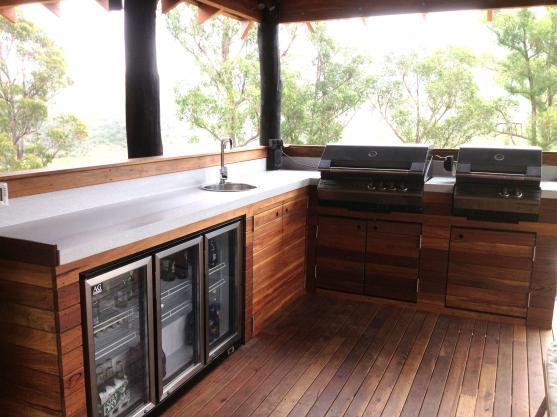 Outdoor Kitchen Ideas Outdoor Kitchen Ideas  Optimizing An - outside kitchen ideas