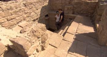 Synagogue at Magdala Israel