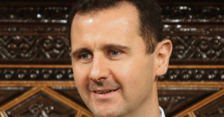 Bashar al-Assad Donald Trump