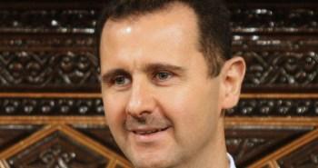 Bashar al-Assad Donald Trump