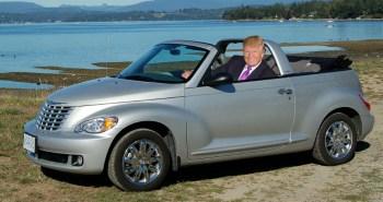Donald Trump PT Cruiser