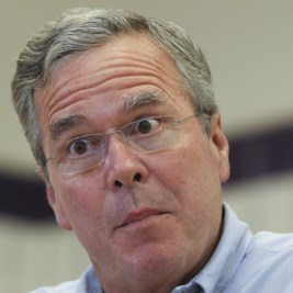 Jeb Bush Please Clap