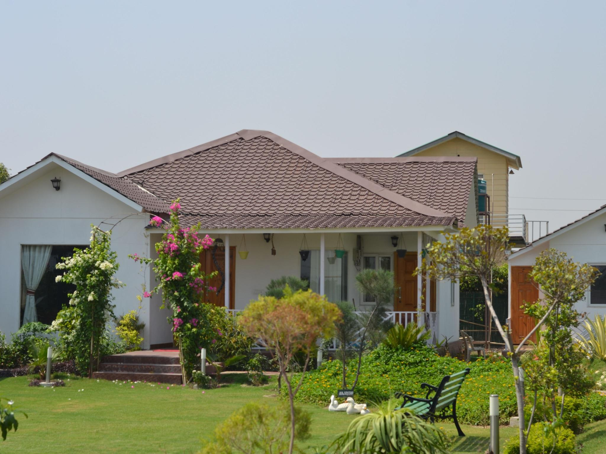 Beautiful Farmhouse In Kerala Dkrrish Green Beauty Farms Sector 135 Noida Sector 134 Noida