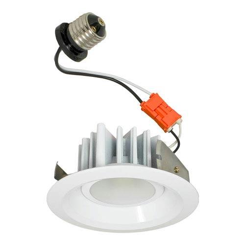 Jesco Lighting Group White 5 Inch One Light LED Retrofit Module