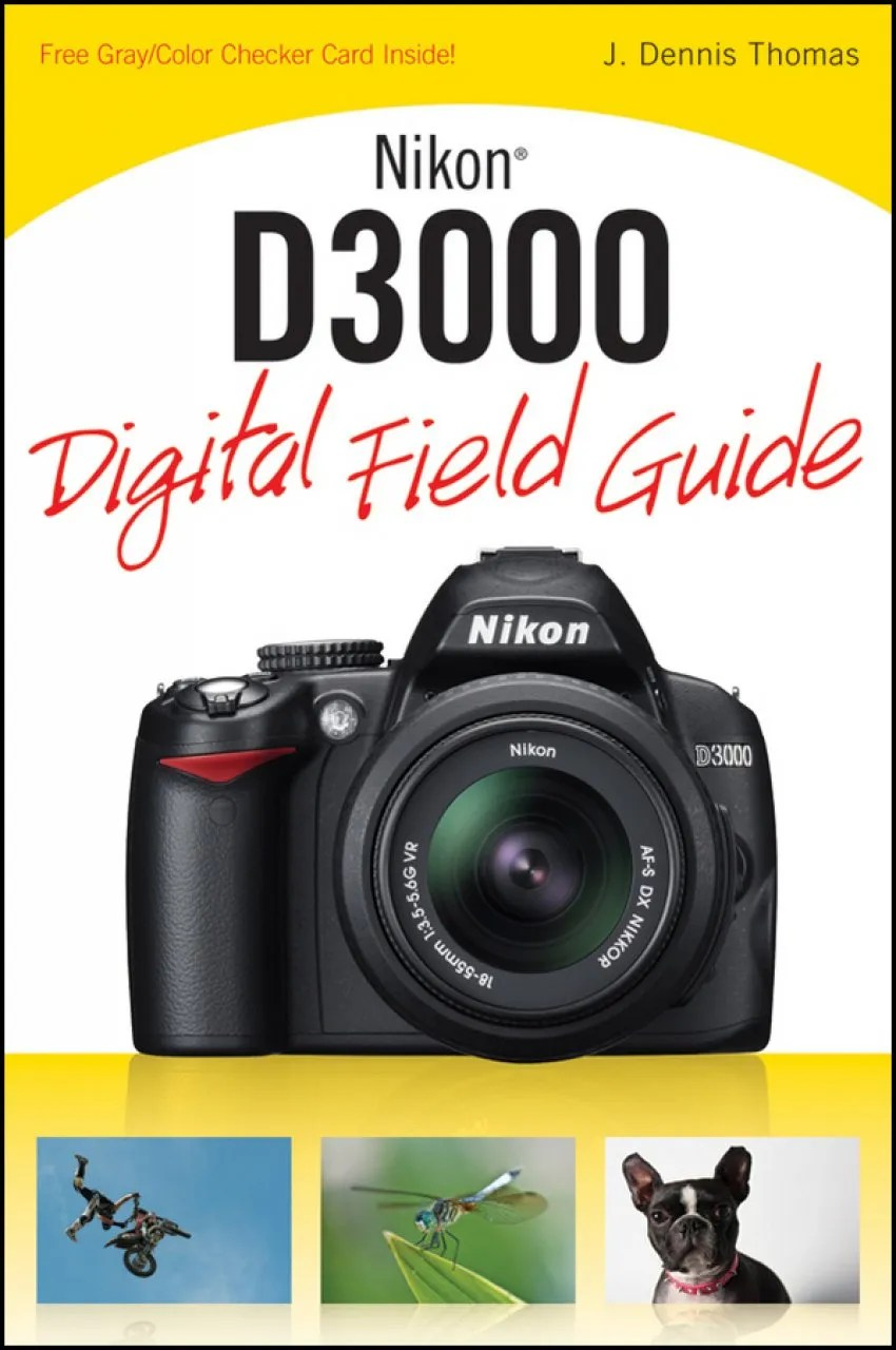 Fullsize Of Nikon D3000 Review