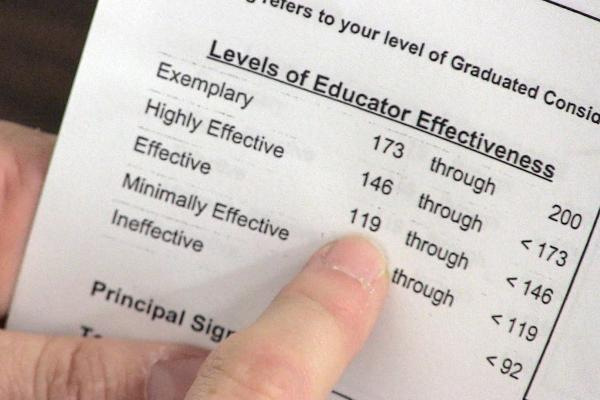 Controversy Over The New Mexico Teacher Evaluation System Continues