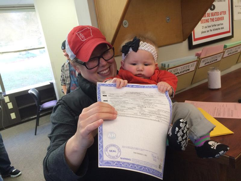 Arkansas Resumes Issuing Birth Certificates After Directive From