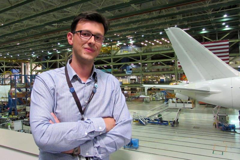 Boeing Engineer Celebrated For Saving Millions On 787 Dreamliner