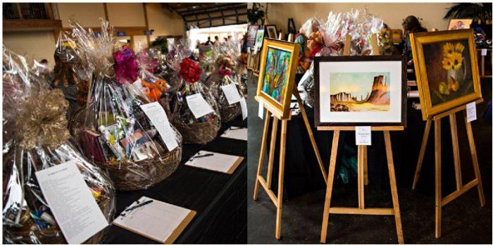 Silent Auction  Everybody Wins Live at the Vineyards 2016 KUVO/KVJZ