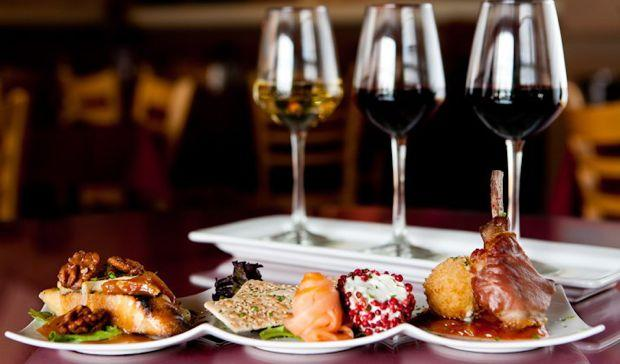 Wine  Food Pairing KUVO/KVJZ