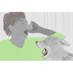 Small Crop Of Why Do Dogs Yawn