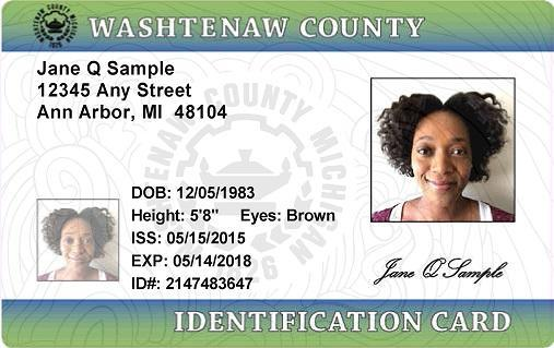Washtenaw County first in state to issue county ID cards Michigan