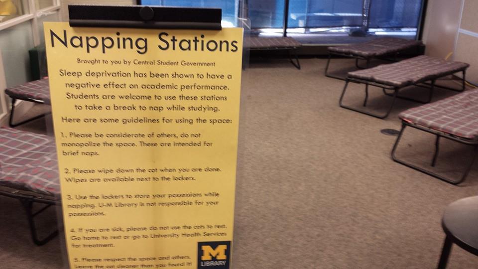 University of Michigan\u0027s undergraduate library adds a \