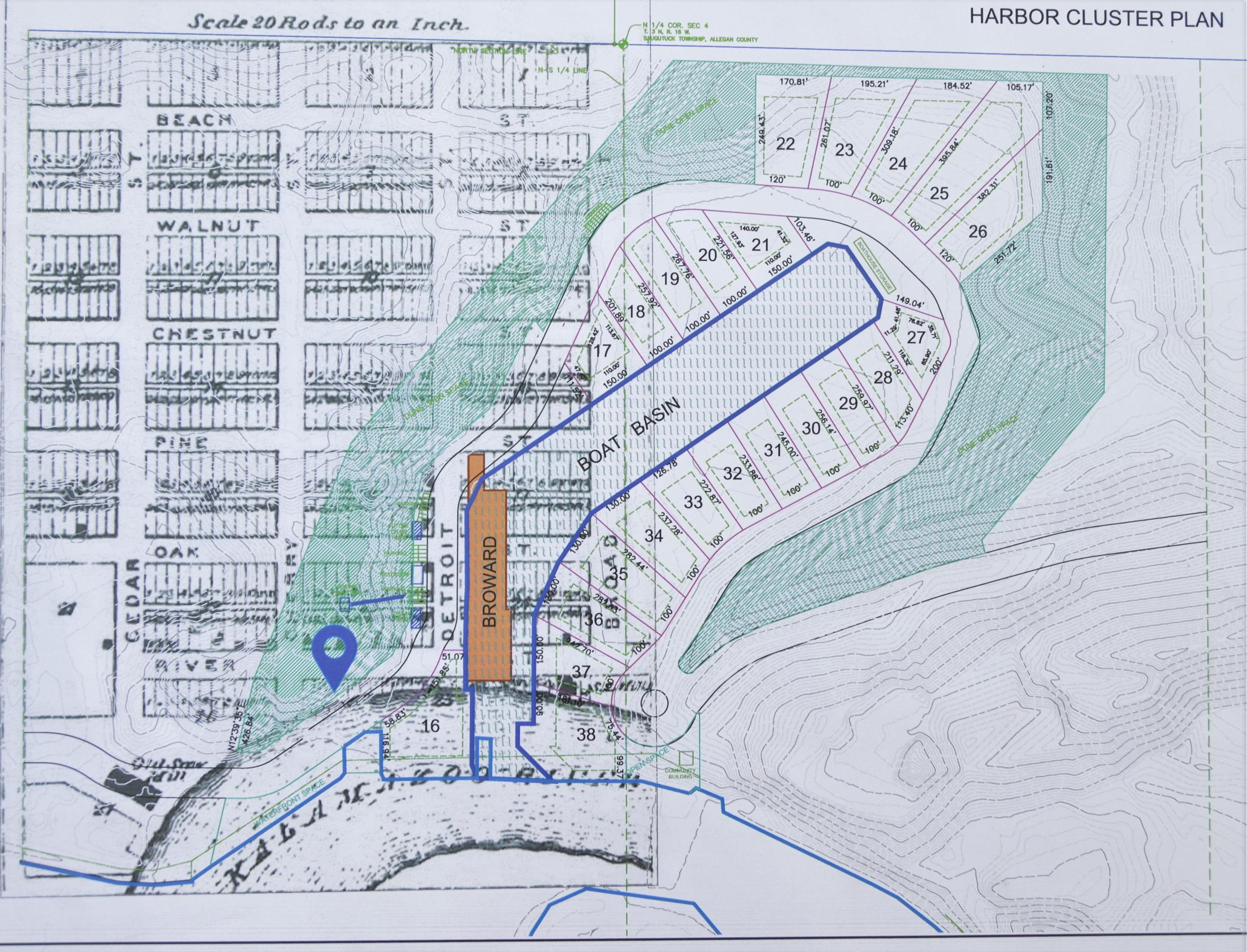 Proposed Calendar X Marks History Pike Place Market Two Sides At Odds Over Development Plans For Saugatuck