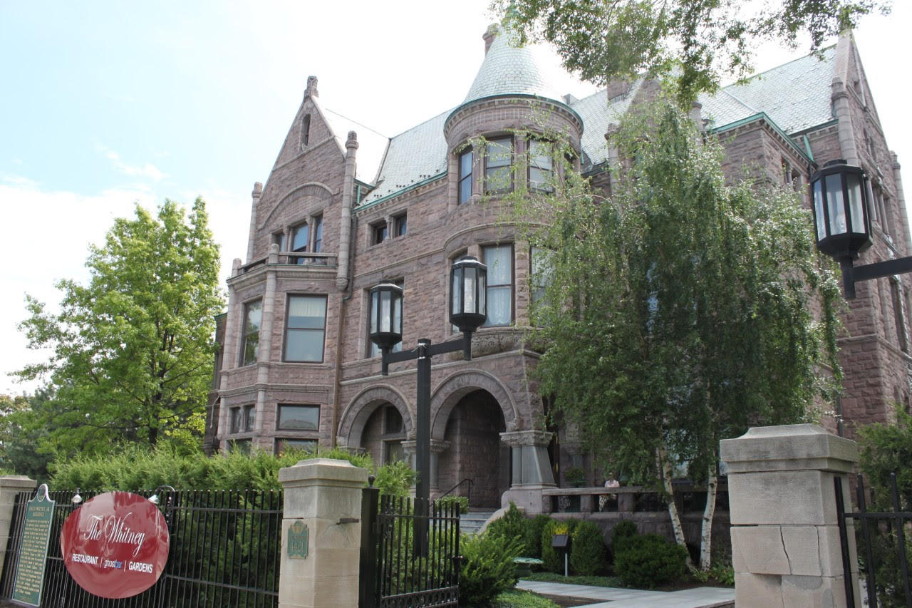 Warehouse For Sale Detroit Detroit S Whitney Mansion Is Going Green Michigan Radio
