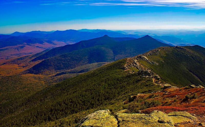 New England Fall Foliage Wallpaper Despite Fire White Mountains Remain Open To Visitors On