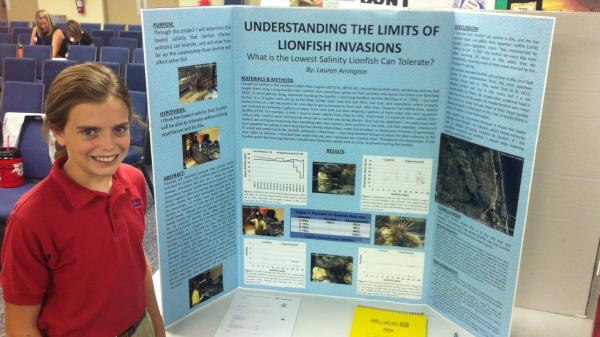 Sixth-Grader\u0027s Science Project Catches Ecologists\u0027 Attention WUNC - science project research