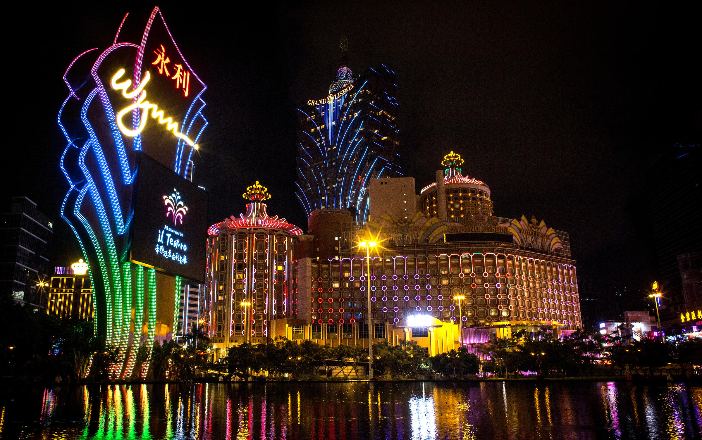Car Wallpaper Slideshow China S Corruption Crackdown Pummels Macau Casinos Kuow