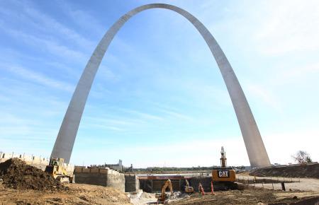 Gateway Arch Anniversary