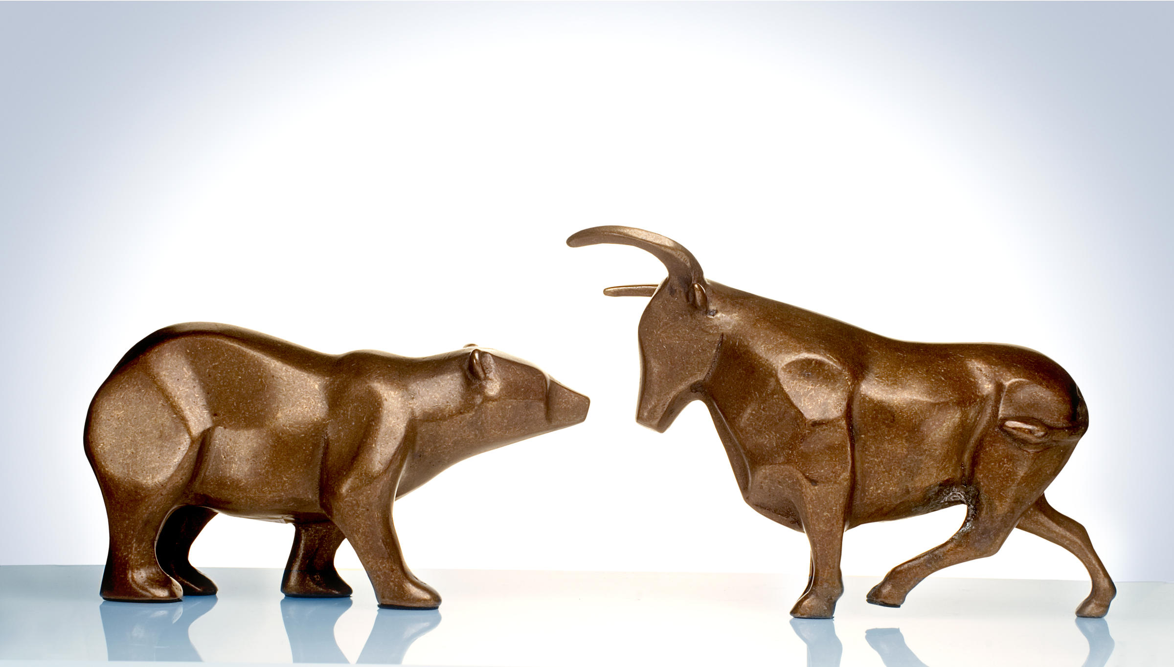 Bull And Bear Gifts What Do Bears And Bulls Have To Do With Our Investments