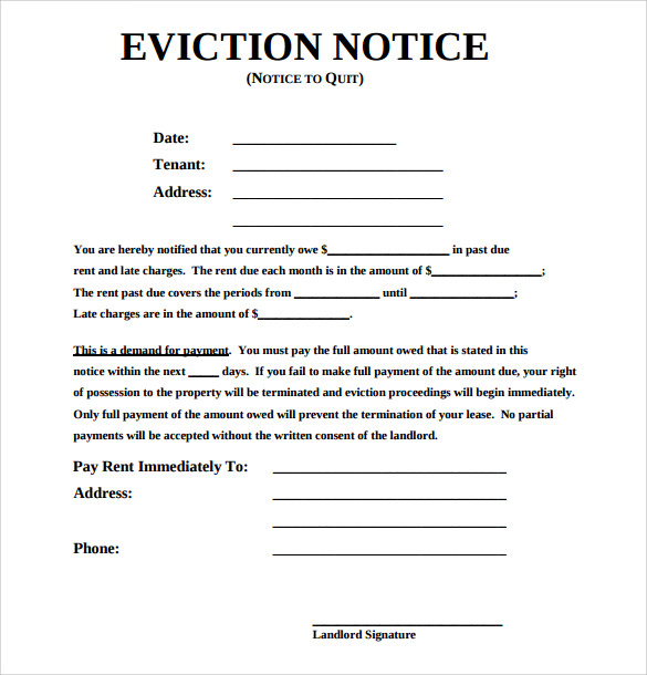Judge Serves Eviction Notice On Pregnant Momu0027s Unborn Baby UPR - eviction notice