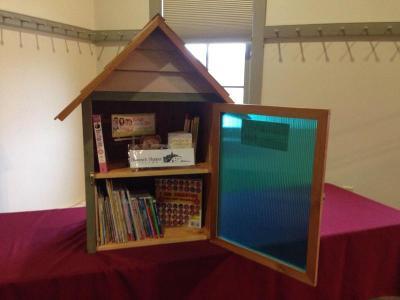 United Way Installing Book Houses Around Berkshires | WAMC
