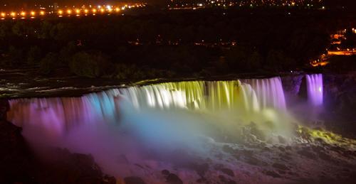 Niagara Water Falls Desktop Wallpaper A Worldwide Call For New Lights For Niagara Falls Wbfo