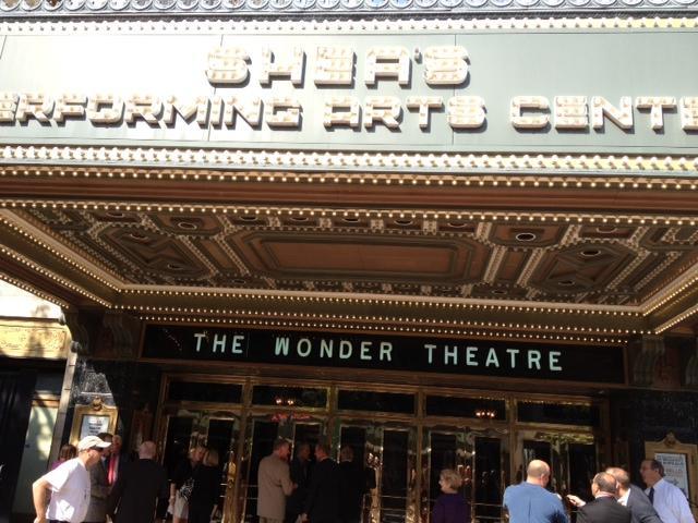 Shea\u0027s Broadway Series to kick off with Finding Neverland WBFO