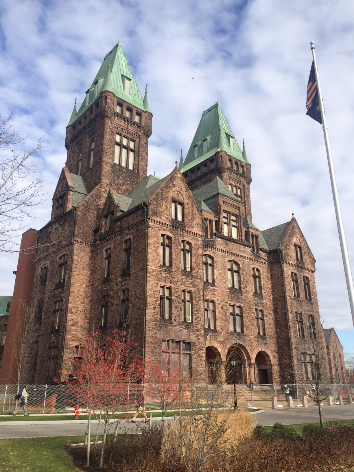 Hotel Henry Richardson Complex Finding New Life Wbfo