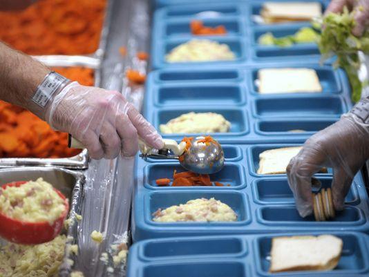 Union Makes Pitch To Retake Prison Food Service Contract WCBE 905 FM