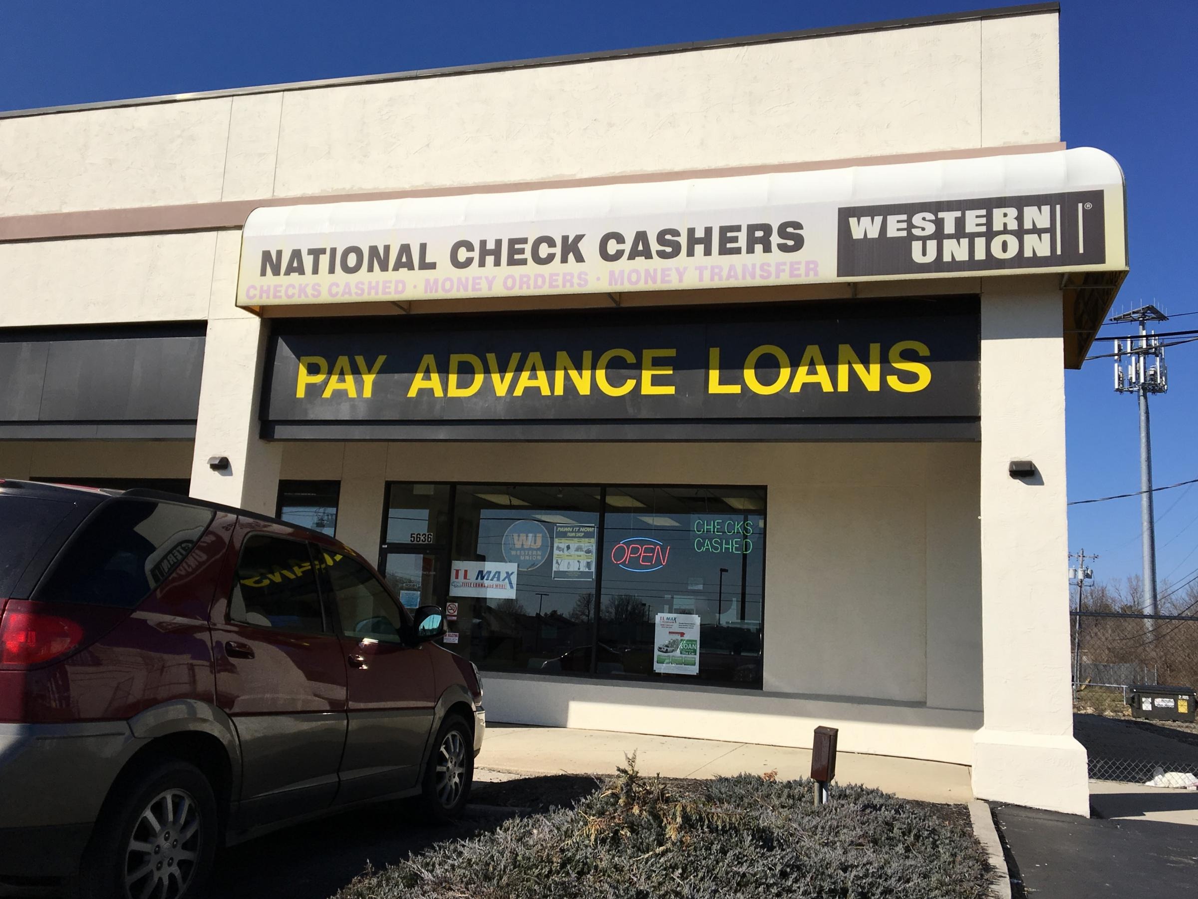 Stores Bureau Group That Says Ohio Has Highest Payday Lending Rates In Nation