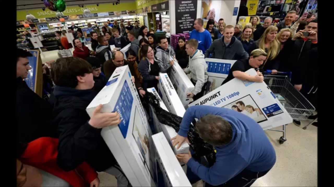 Black Friday Shopping Ann Arbor Resident Follows Strict Routine With Black Friday
