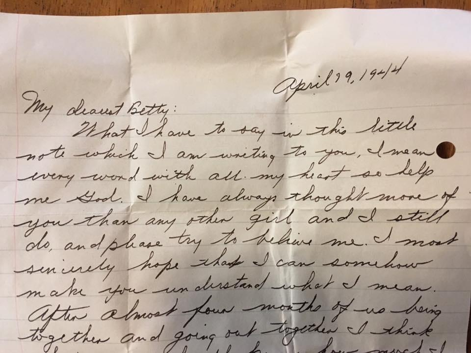 Decades-Old Love Letter Mystery Almost Solved, With Help From Local - love letter