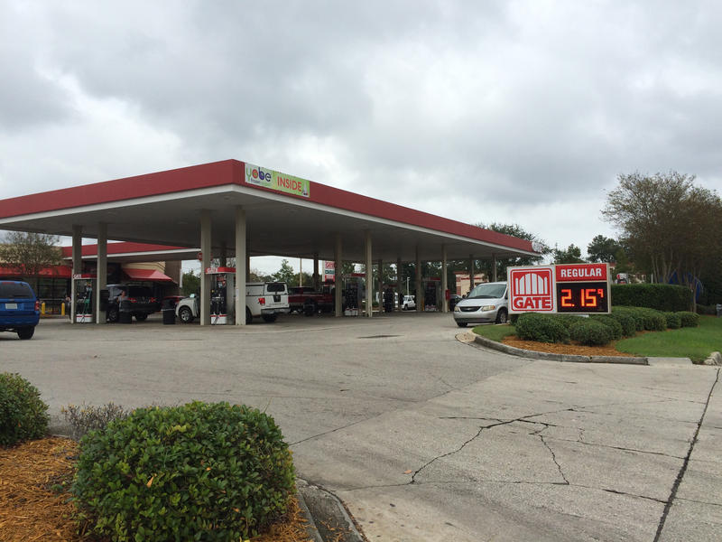 Florida, Georgia Motorists Are Paying More To Fill-Up At The Gas
