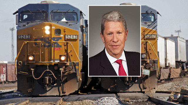 Orange Park train conductor\u0027s widow sues CSX, Amtrak over SC crash