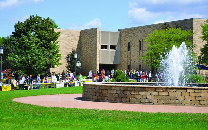 Purdue Northwest Campuses Are Not Empty Places In Summer Lakeshore