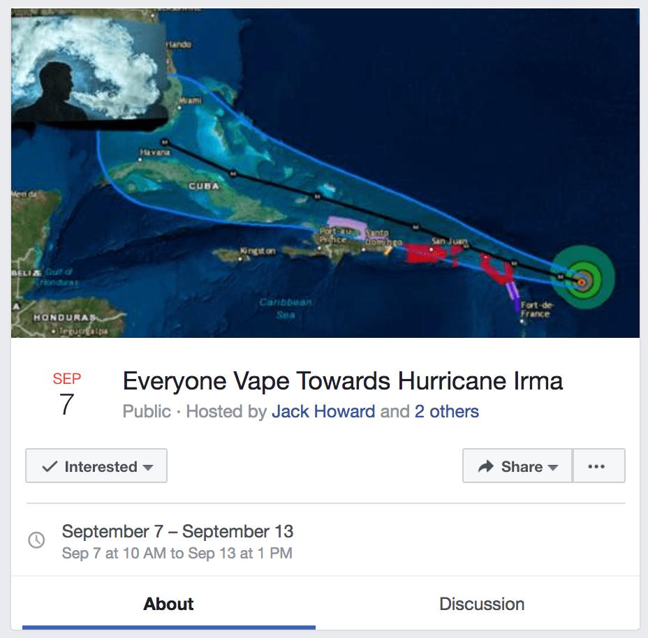 Fullsize Of Hurricane Irma Memes