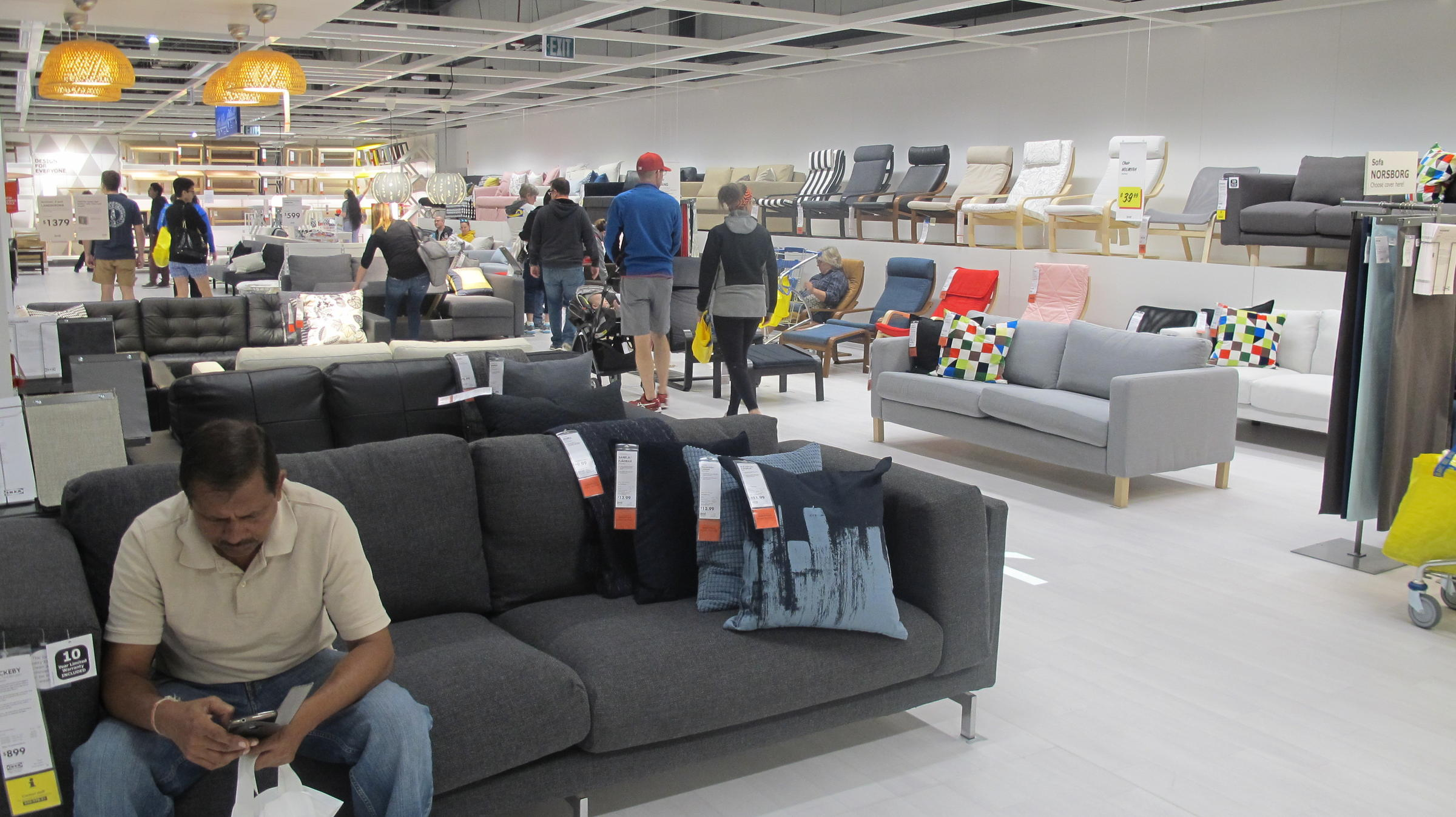 Ikea Columbus Hours Ikea Columbus' Grand Opening Attracts Thousands | Wosu Radio