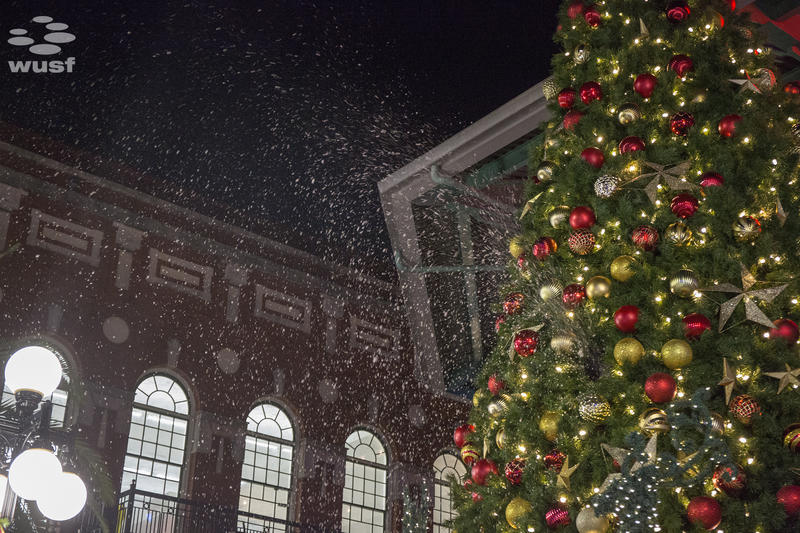 Tree Lighting Ybor City Holidays Listing: Ybor City Kicks Them Off With Tree