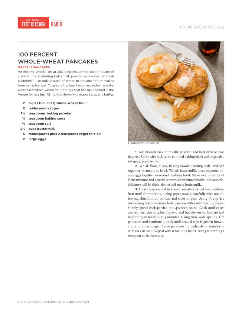 Preferential America S Test Kitchen Shares Recipes West