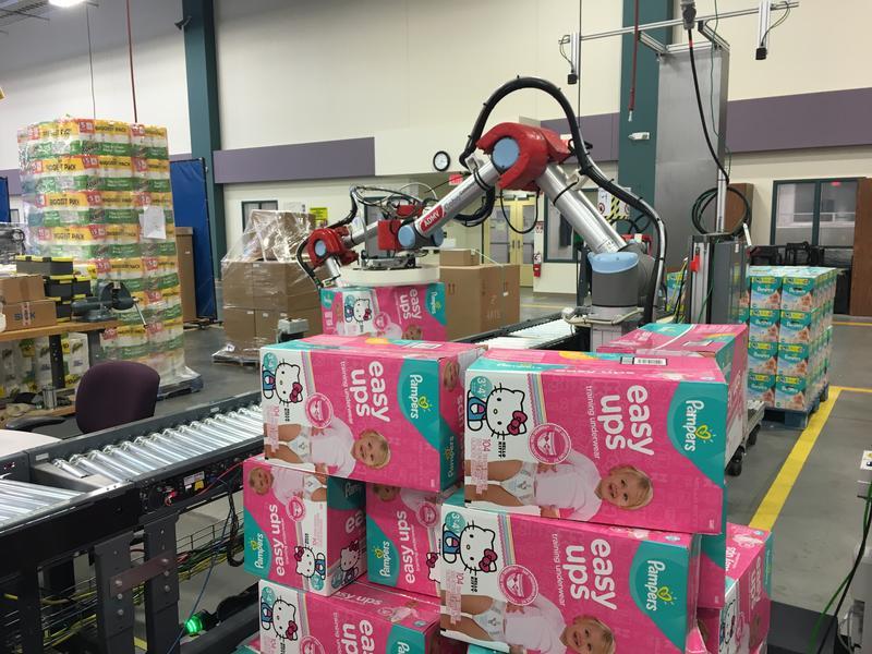 Procter  Gamble To Increase Use Of Robotics WVXU